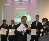 GIGA-Maus-Award Ceremony on Frankfurt Book Fair, 2011