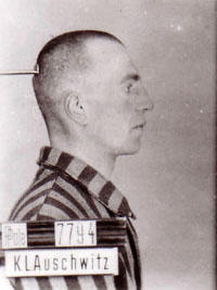 Józef M., Polish concentration camp prisoner and Auschwitz trial witness